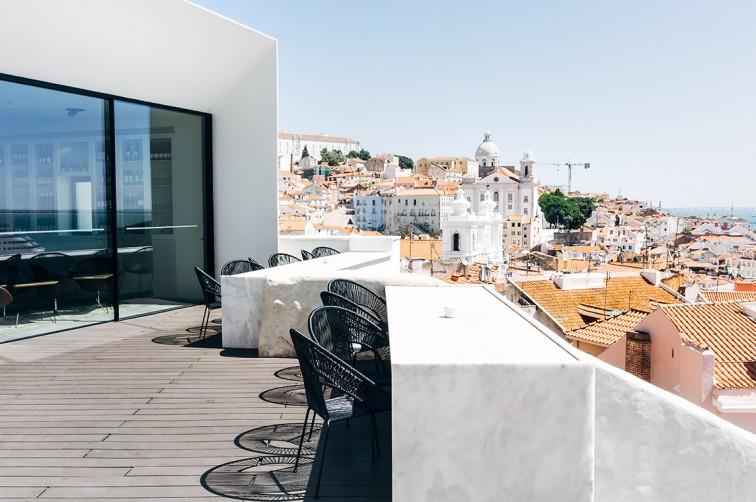 Designhotel Memmo Alfama   25h in Lissabon, Stilnomaden