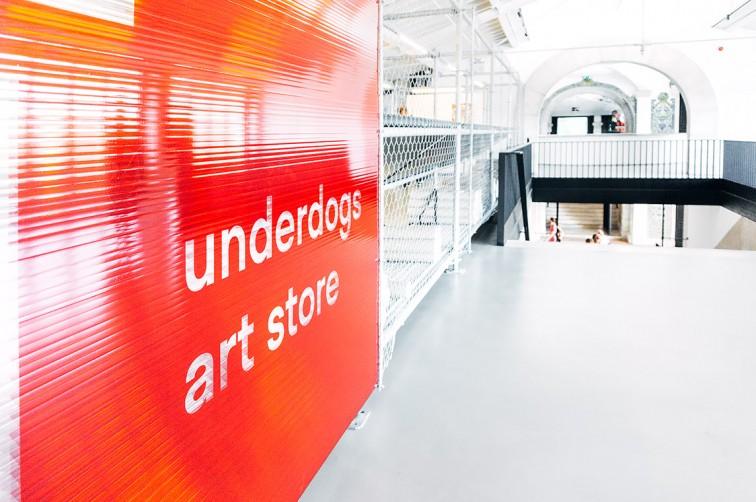 Underdogs Art Store im Mercado da Ribeira   25h in Lissabon, Stilnomaden