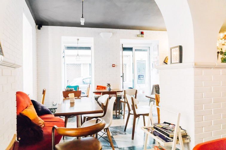 Tease Café   25h in Lissabon, Stilnomaden