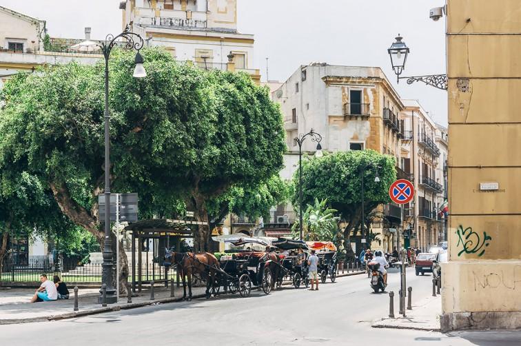 25h in Palermo, Stilnomaden