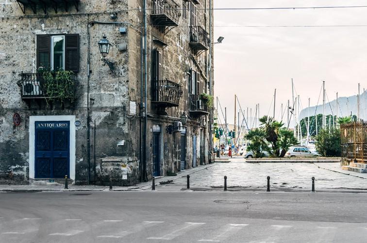 Hafen von Palermo | 25h in Palermo, Stilnomaden