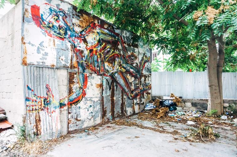 Street Art in Palermo | 25h in Palermo, Stilnomaden
