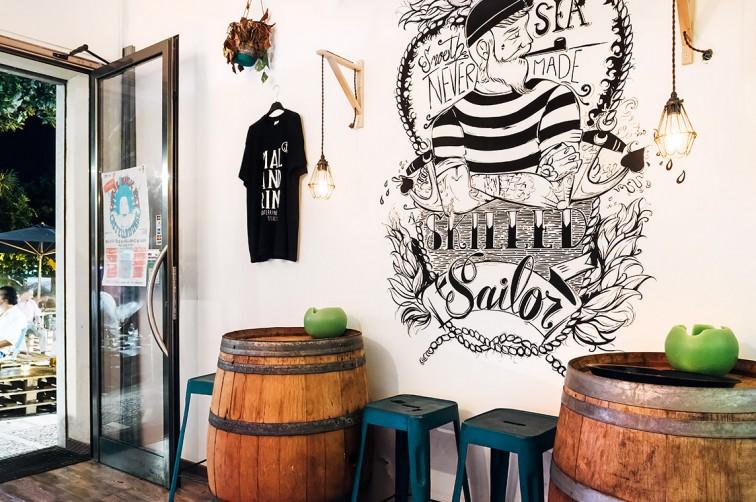 Malandrino Cucina & Bar | 25h in Palermo, Stilnomaden