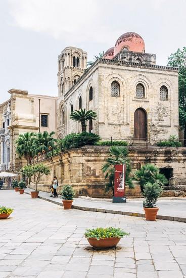 Piazza Bellini | 25h in Palermo, Stilnomaden
