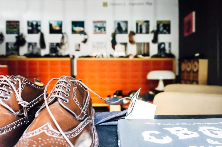 Rizzo Manufacture Studio – Shoes and Records | 25h in Palermo, Stilnomaden
