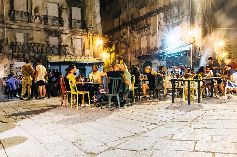 Piazza Garraffello | 25h in Palermo, Stilnomaden