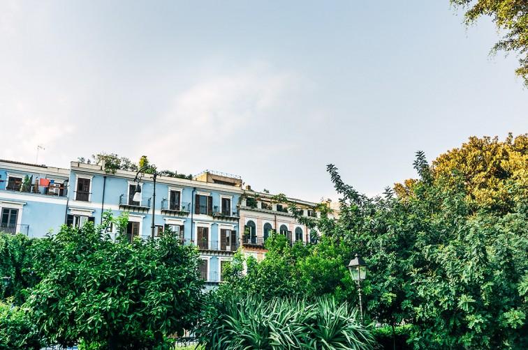 Piazza Marina | 25h in Palermo, Stilnomaden